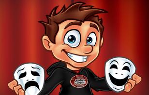 Andrew Curphey Mascot