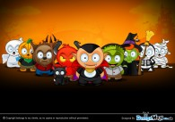 Little Monsters – Slot Game Characters